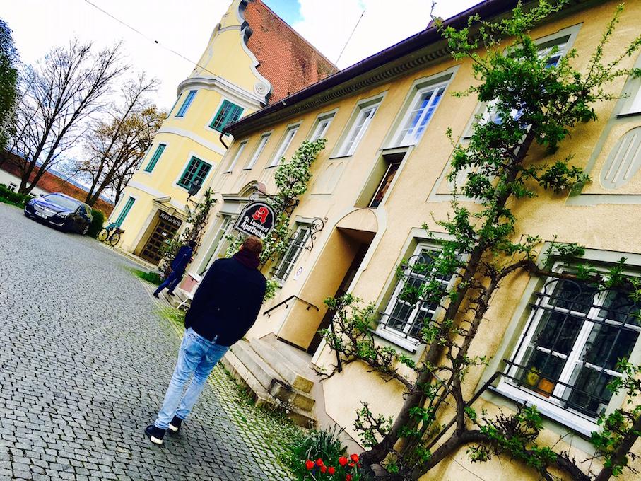 ドイツのミュンヘンに国際結婚をして移住しました