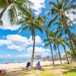 ハワイへ留学する時に、一番緊張した事!