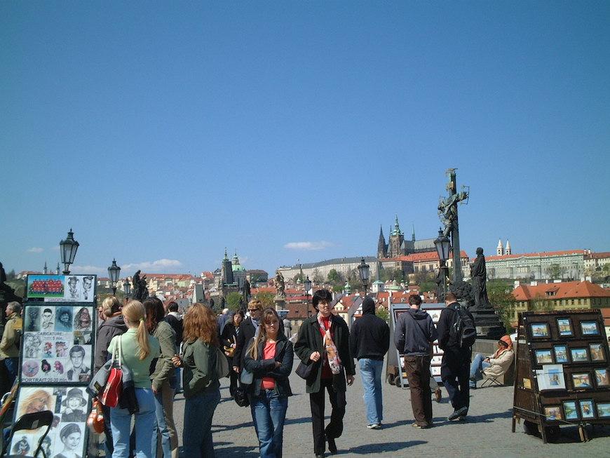 単身でチェコに移住!人生を変えたくて海外に挑戦!