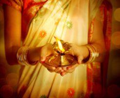 インドの秋と言えば、ヒンドゥ教最大の光のお祭り、【ディワリ】です!