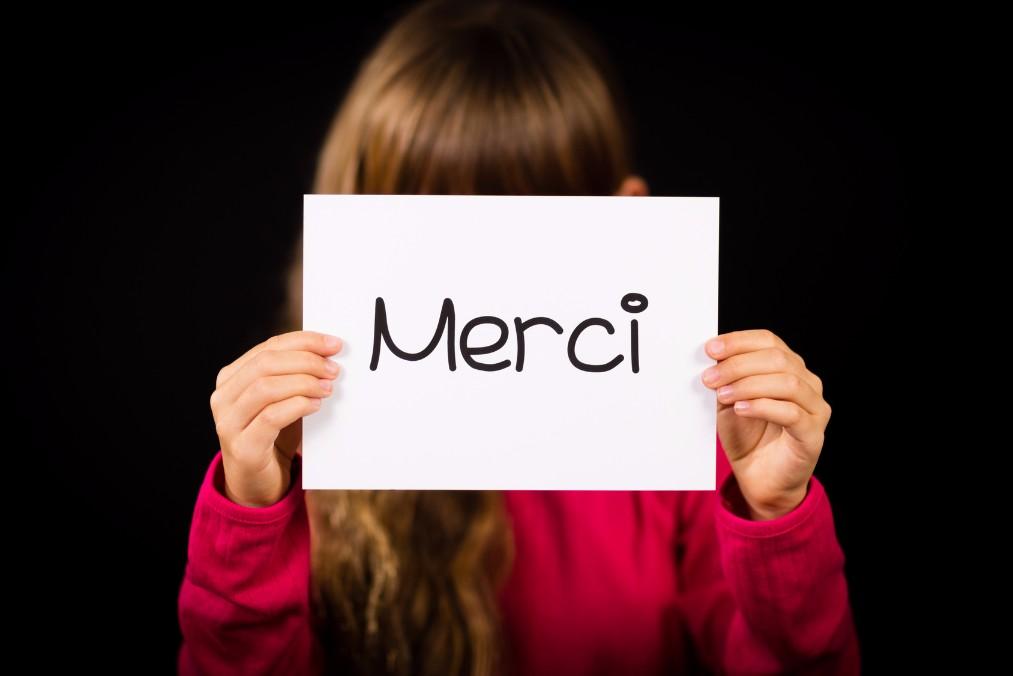 ありがとうを伝えたい!感謝のフランス語フレーズ14選