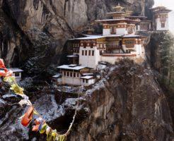 ブータン旅行で寄ってほしいスポット、ベスト7!