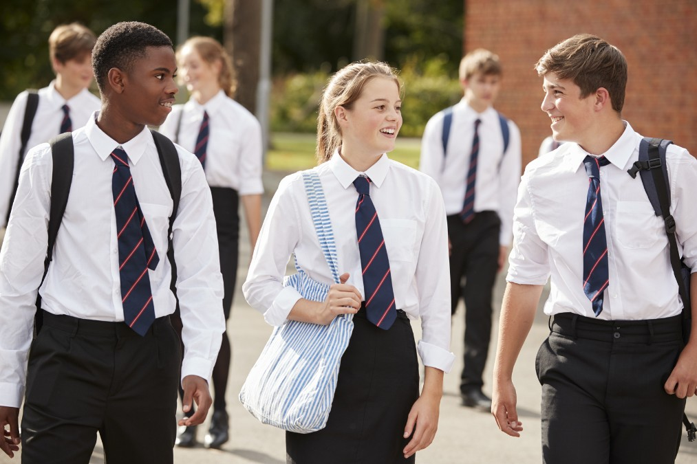 イギリス移住。学校教育について